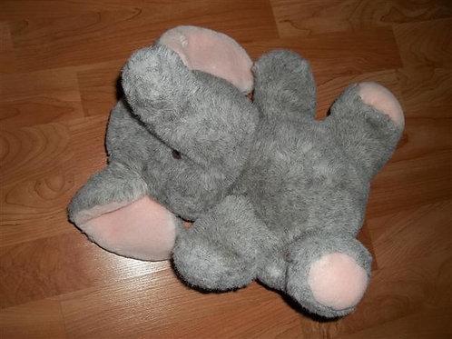 Plush Elephant Puppet