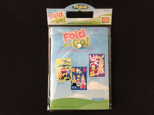 FeltKids Fold and Go Felt Play set