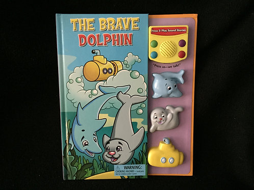 The Brave Dolphin - Interactive Sound Book