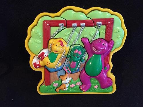 Barney Tray puzzle