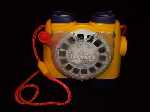 Discovery Channel Binoculars / Viewmaster