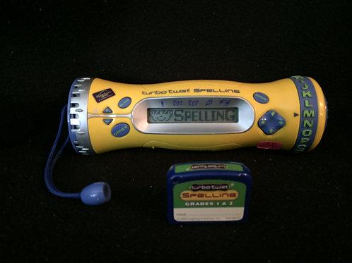 Leapfrog Turbo Twist Spelling w/ Tape