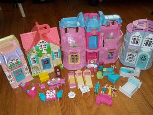 Fisher Price Sweet Streets Lot #1