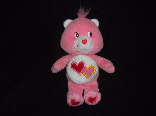 """Love-a-lot Bear 8"""" Plush (2002)"""