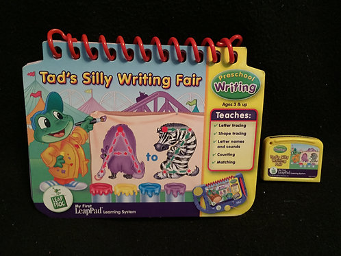 Leapfrog My 1st LeapPad Tad's Silly Writing Fair