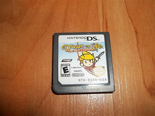 Drawn To Life Next Chapter-NINTENDO DS GAME