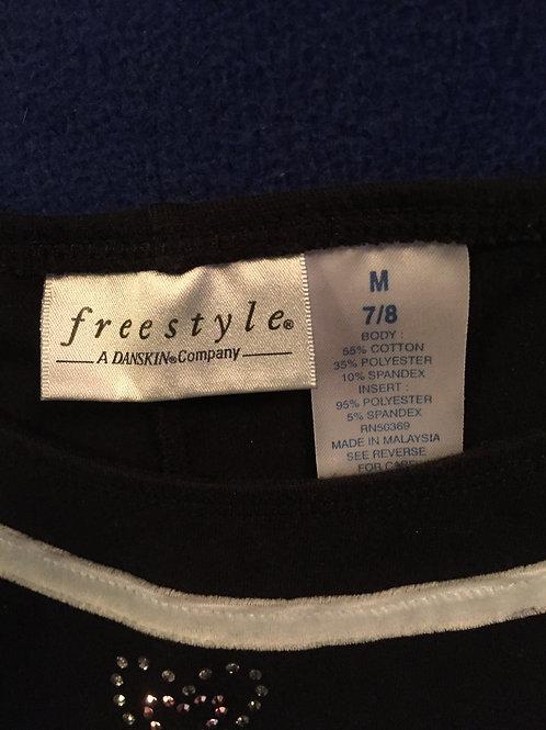 Freestyle Danskin Leotard Size:7-8