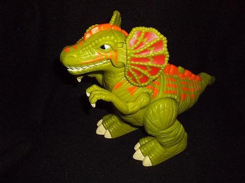 Imaginext Surge the Frilled Raptor Dinosaur