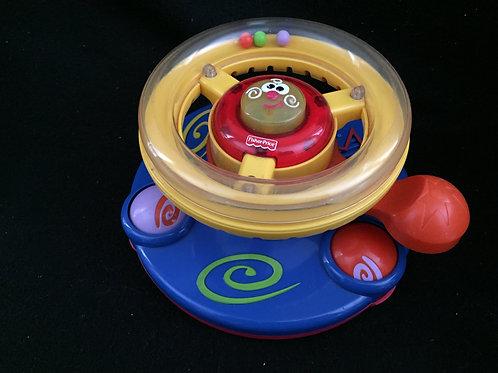 Fisher Price Baby Playzone Push N Glide Driver
