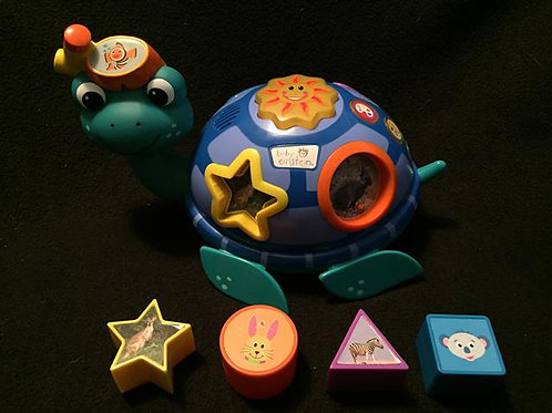 Baby Einstein Shapes and Sounds Turtle