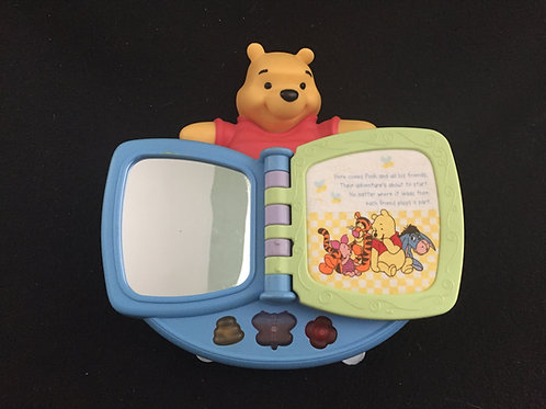 Winnie the Pooh Nightly Light Crib Toy