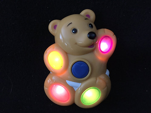 Jakks Pacific Musical light up bear