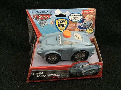 Fisher Price Disney Pixar Cars 2 light up Vehicle