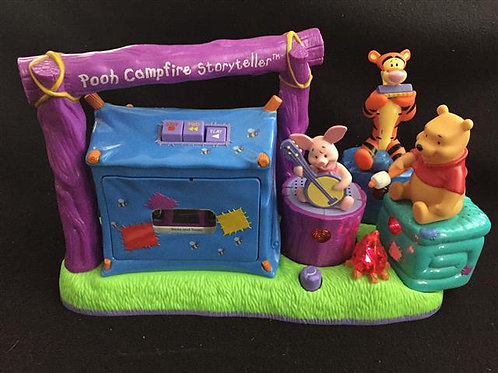 Tiger Electronics Winnie The Pooh Pooh Campfire St