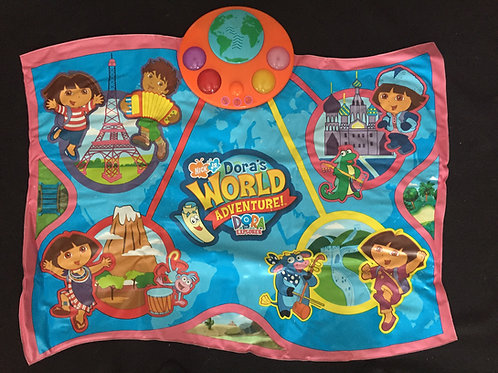 Dora Around The World Dance Mat