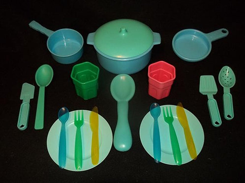 Play Dishes Lot #2