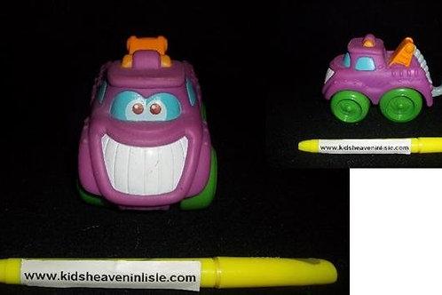 Playskool Wheel Pals - Purple tow truck