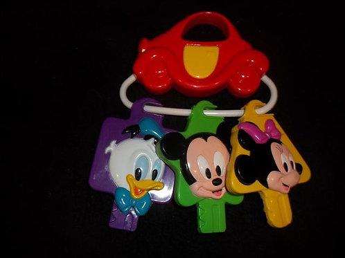 Musical Mickey Keys