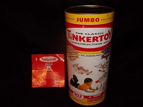 Playskool Wooden Tinkertoy Construction 102 pcs