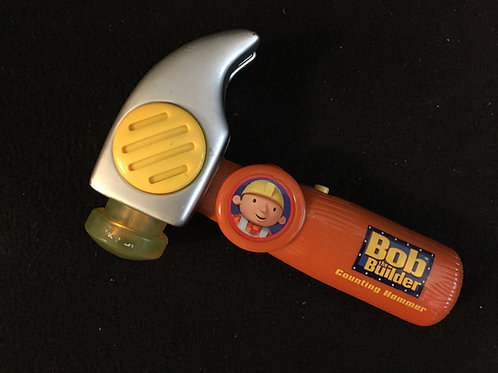 Bob the Builder Counting Hammer