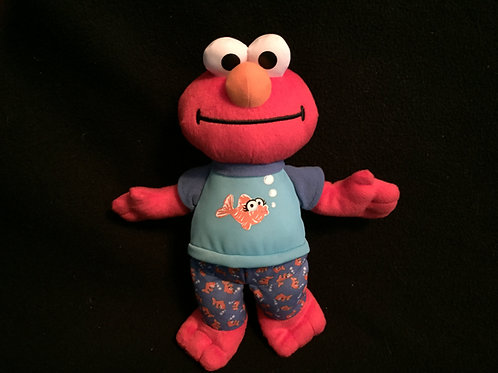 Sesame Street Playskool Lullaby Good Night Elmo