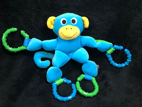 Melissa & Doug Linking Monkey Grasping Toy for Baby