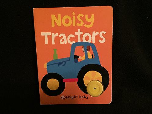 Bright Baby Noisy Tractors