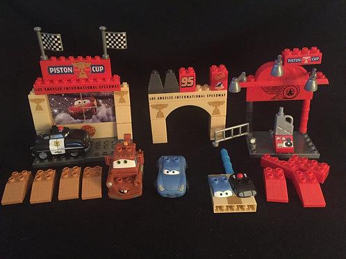 Disney Cars Mega Blok Lot