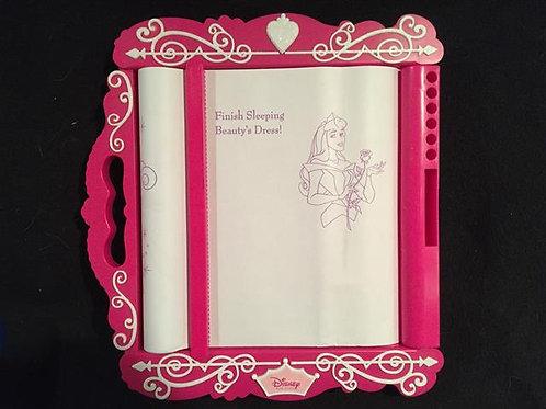 Disney Princess Rolling Art Desk