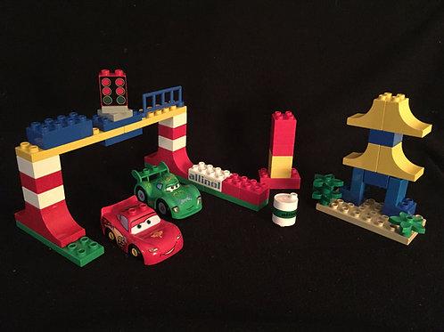 LEGO Duplo Disney Pixar Cars 2 Tokyo Racing (5819)