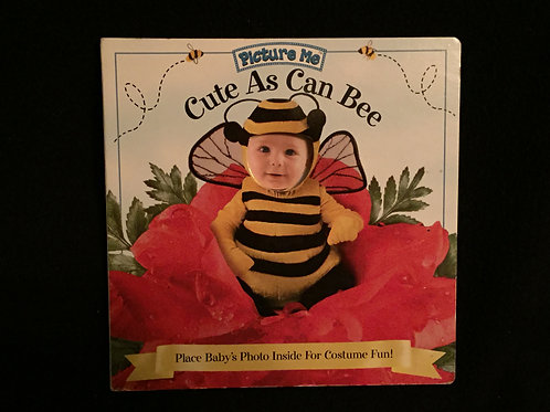 Picture Me Book - Cute As Can Bee Board book