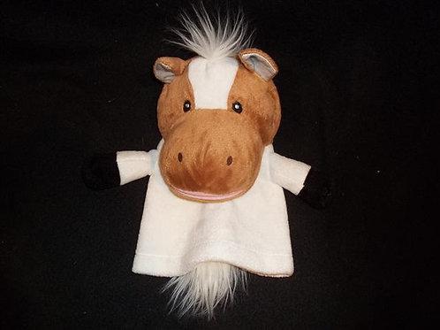 Aurora Cow puppet