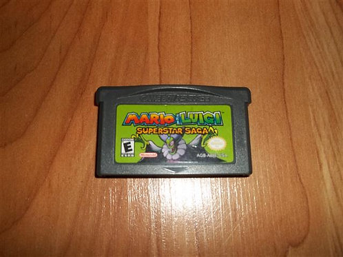 Mario & Luigi Superstar Saga- GAMEBOY GAME