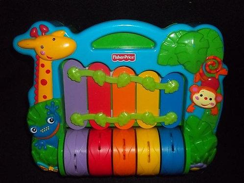 Fisher Price Rainforest Rainbow Piano