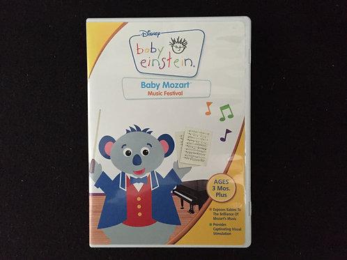 Baby Einstein-Baby Mozart Music Festival DVD