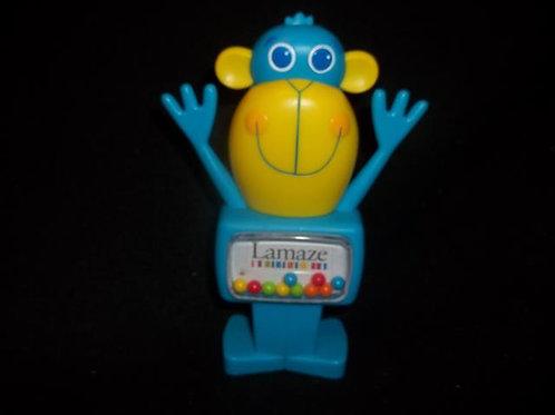 Lamaze monkey table top toy
