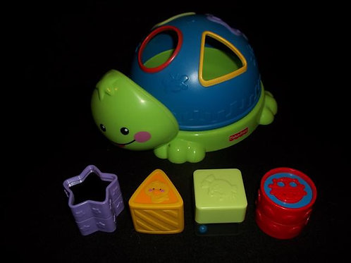 Friendly Firsts Turtle Shape Sorter
