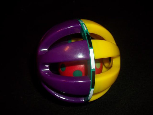 Big and Small Chime Ball by Sassy