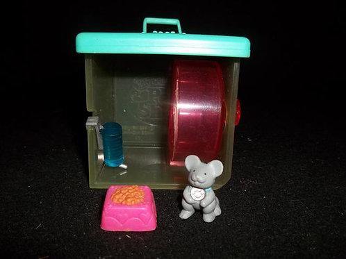 Littlest Pet Shop Mouse House Vintage 1993