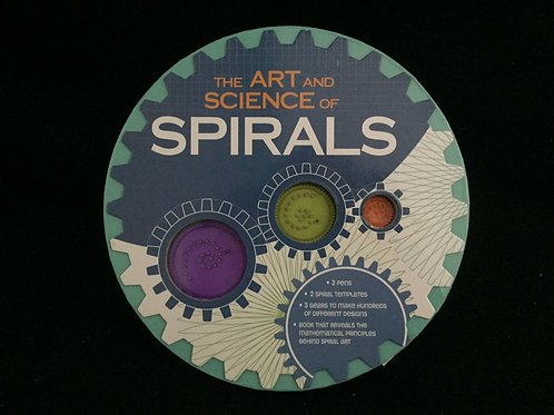 The Art and Science of Spirals Set