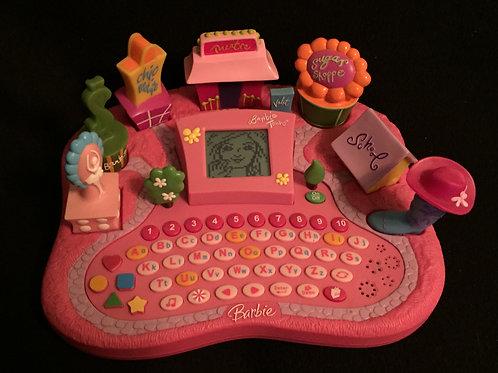 Barbie Town Electronic Learning Keyboard
