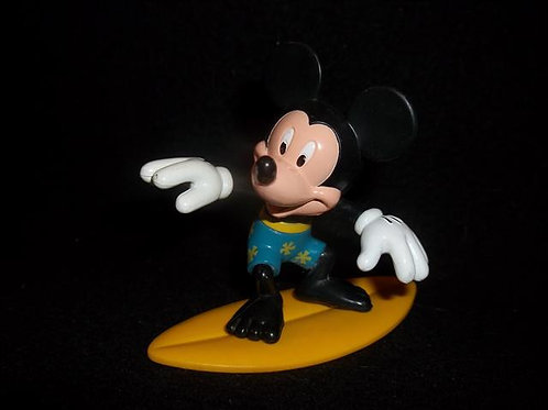 Mickey Mouse Surfing figure