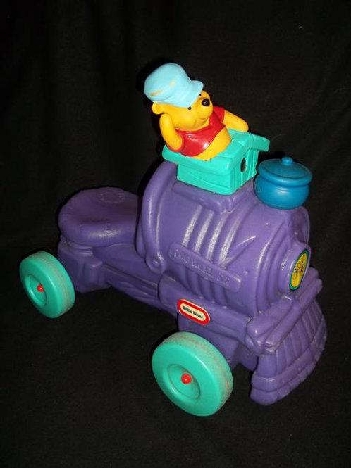 Little Tikes Sit N Roll Winnie the Pooh Train
