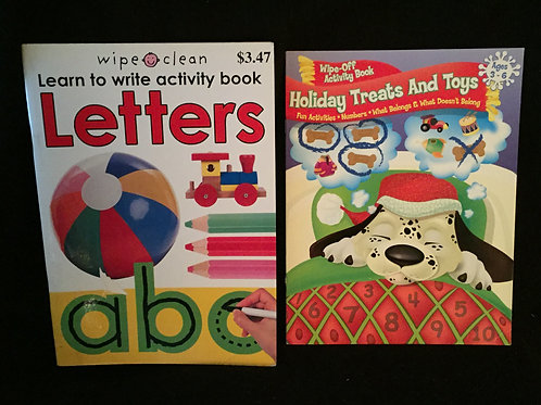 Workbook Set C *New-unused books