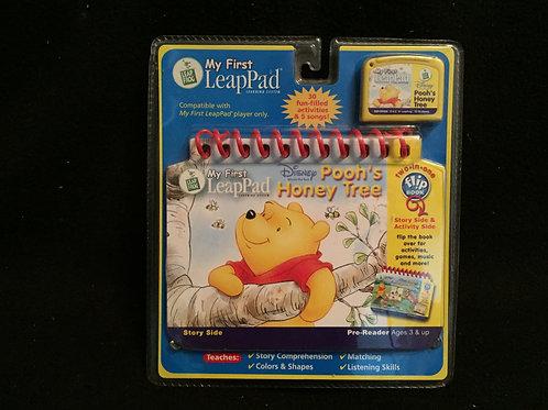 My First leapPad Pooh's Honey Tree *NEW