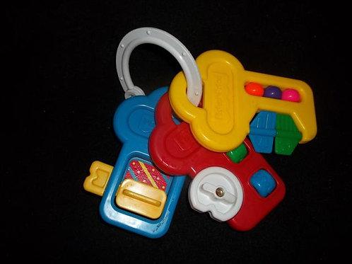 Fisher Price Activity Keys (*Vintage 1994)