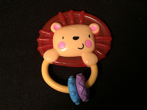 Fisher Price - Discover And Grow Lion Teether
