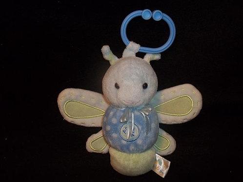 Carters Plush Caterpillar Lullaby Singing Toy