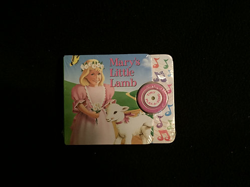 Mary's Little Lamb (Tiny Play-a-Song Series) *New