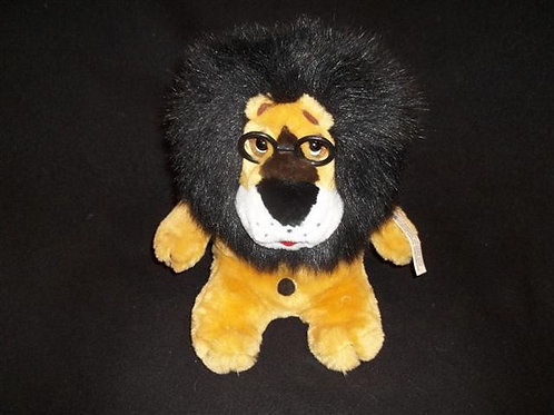 "Plush Hubert the Lion Harris Bank 24"" Large Plush*"